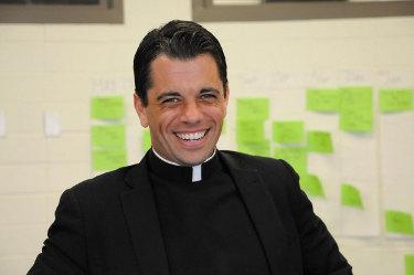 Fr. TJ Martinez, SJ